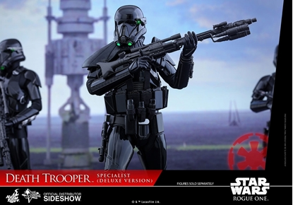 Picture of STAR WARS HOT TOYS DEATH TROOPER ROGUE ONE 1:6 SCALE FIGURE