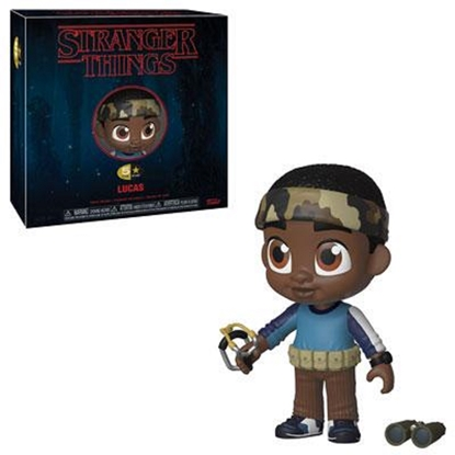 Picture of FUNKO 5 STAR NETFLIX STRANGER THINGS LUCAS