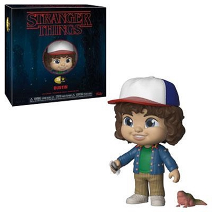 Picture of FUNKO 5 STAR NETFLIX STRANGER THINGS DUSTIN