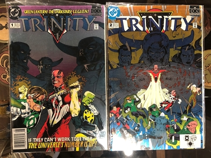 Picture of TRINITY (1993) 1-2 SET
