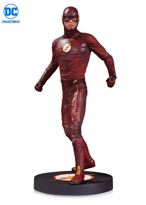 Picture of DCTV THE FLASH FLASH VARIANT STATUE