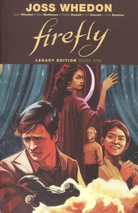 Picture of FIREFLY LEGACY EDITION TP VOL 01 (C: 0-1-2)