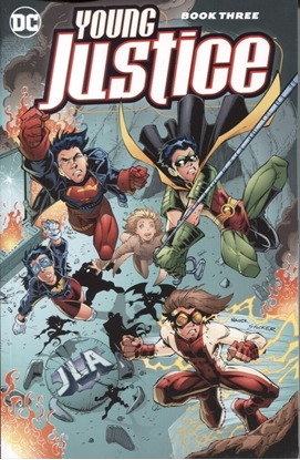 Picture of YOUNG JUSTICE TP BOOK 3