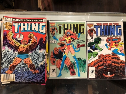Picture of THING (1983) #1-36 FULL RUN