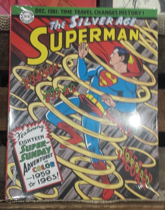 Picture of SUPERMAN SILVER AGE SUNDAYS HC VOL 1