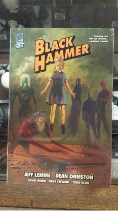 Picture of BLACK HAMMER LIBRARY ED HC VOL 1