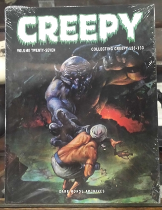 Picture of CREEPY ARCHIVES HC VOL 27 (C: 0-1-2)