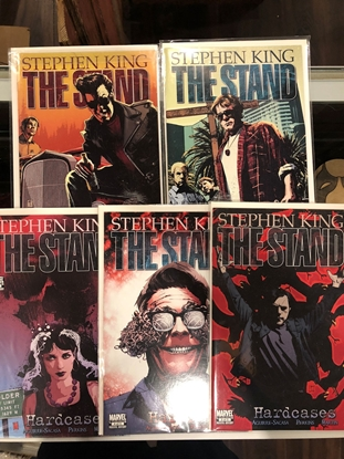 "Picture of STEPHEN KING: THE STAND ""HARDCASES"" #1-5 SET"