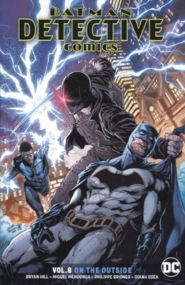 Picture of BATMAN DETECTIVE COMICS TP VOL 08 ON THE OUTSIDE