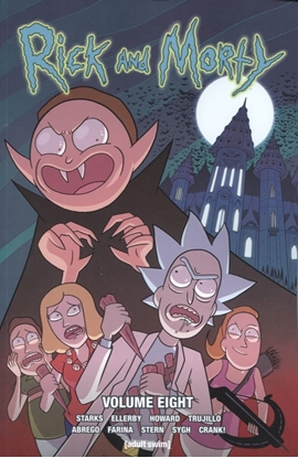 Picture of RICK & MORTY TP VOL 08