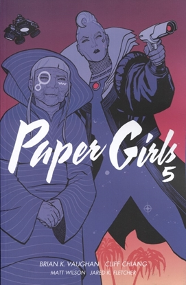 Picture of PAPER GIRLS TP VOL 05