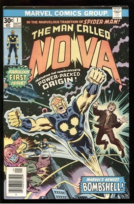 Picture of NOVA (1976) #1 4.5 VG+