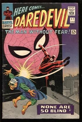 Picture of DAREDEVIL (1964) #17 6.5 FN+