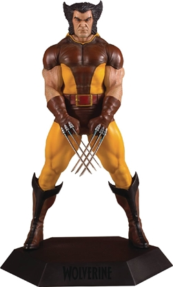 Picture of MARVEL WOLVERINE 1980 COLLECTORS GALLERY STATUE (NET) (C: 1-