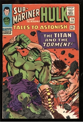Picture of TALES TO ASTONISH #79 6.0 FN