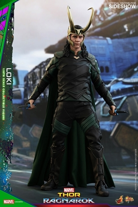 Picture of HOT TOYS Loki Thor: Ragnarok 1:6 SCALE FIGURE