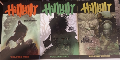 Picture of HILLBILLY VOL 1 2 3 4 TPB SET