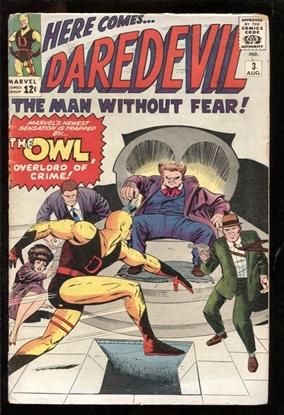 Picture of DAREDEVIL (1964) #3 2.5 VG+