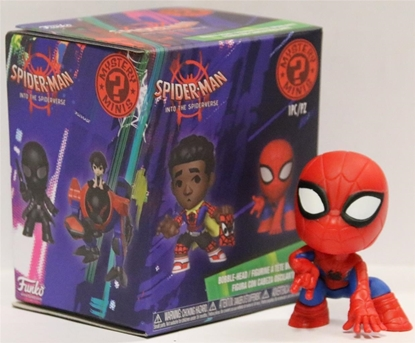 Picture of FUNKO SPIDER-MAN INTO THE SPIDERVERSE MYSTERY MINI 12PC
