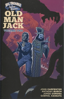 Picture of BIG TROUBLE IN LITTLE CHINA OLD MAN JACK TP VOL 02