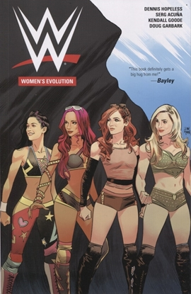 Picture of WWE ONGOING TP VOL 04 WOMENS EVOLUTION