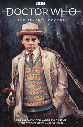 Picture of DOCTOR WHO 7TH TP OPERATION VOLCANO