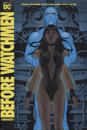 Picture of BEFORE WATCHMEN OMNIBUS HC