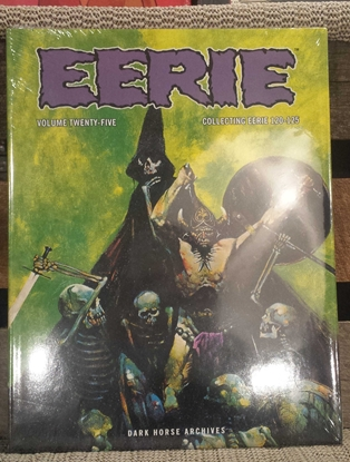 Picture of EERIE ARCHIVES HC VOL 25