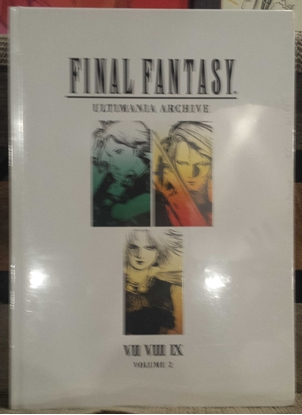 Picture of FINAL FANTASY ULTIMANIA ARCHIVE HC VOL 02
