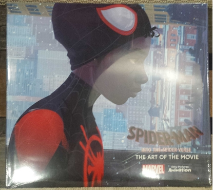 Picture of SPIDER-MAN INTO SPIDER-VERSE ART OF THE MOVIE HC
