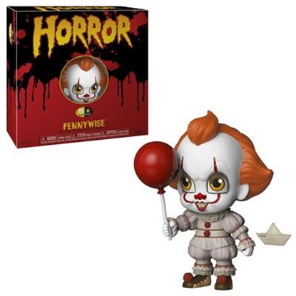Picture of FUNKO 5 STAR HORROR PENNYWISE NEW VINYL FIGURE