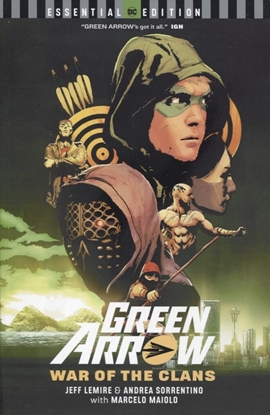 Picture of GREEN ARROW WAR OF THE CLANS ESSENTIAL EDITION TP