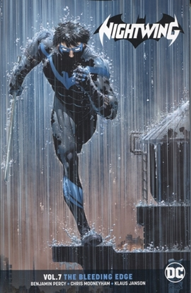 Picture of NIGHTWING TP VOL 07 THE BLEEDING EDGE