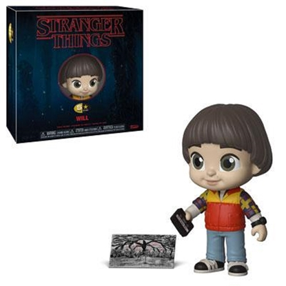 Picture of FUNKO 5 STAR NETFLIX STRANGER THINGS WILL NEW VINYL FIGURE