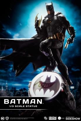 Picture of Batman Black Edition Prime Scale