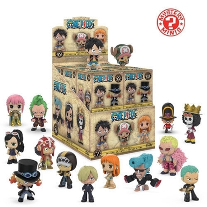 Picture of FUNKO ONE PIECE MYSTERY MINI BLIND BOX 12 PC