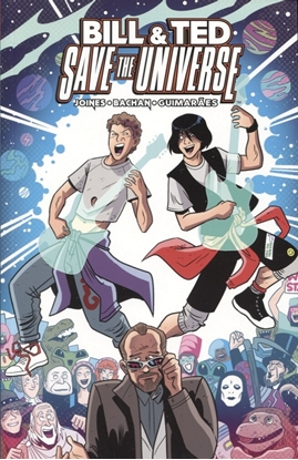 Picture of BILL & TED SAVE UNIVERSE TP