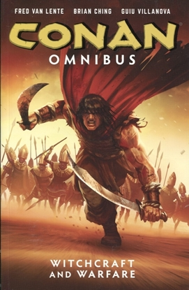 Picture of CONAN OMNIBUS TP VOL 07 WITCHCRAFT AND WARFARE (C: 0-1-2)