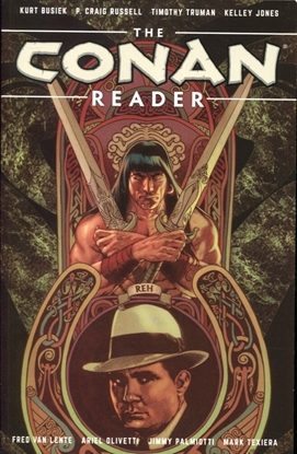 Picture of CONAN READER TP (C: 0-1-2)