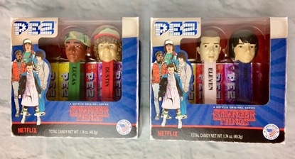 Picture of STRANGER THINGS PEZ SET OF 2