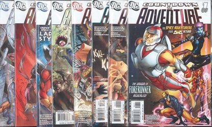 Picture of COUNTDOWN TO ADVENTURE #1-8 SET