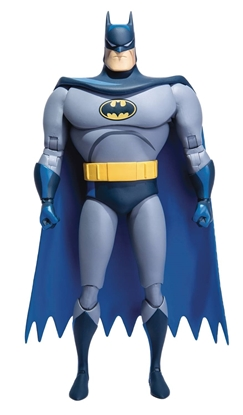 Picture of BATMAN ANIMATED BATMAN 1/6 SCALE COLLECTIBLE FIGURE
