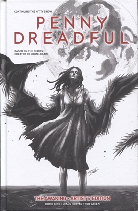 Picture of PENNY DREADFUL HC VOL 1 THE AWAKENING ARTIST ED