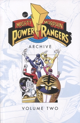 Picture of MIGHTY MORPHIN POWER RANGERS ARCHIVE TPB VOL 2