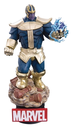 Picture of A3 INFINITY WAR THANOS DS-014 DREAM-SELECT SERIES PX 6IN (C:
