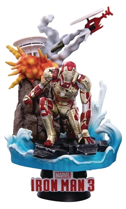 Picture of IRON MAN MK42 DS-016SP DREAM-SELECT SERIES PX 6IN STATUE (C: