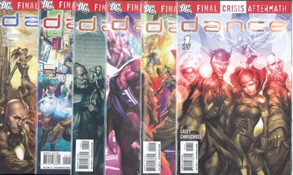 Picture of FINAL CRISIS AFTERMATH: DANCE #1-6 SET NM-