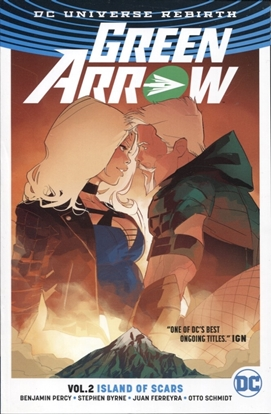 Picture of GREEN ARROW TP VOL 02 ISLAND OF SCARS REBIRTH