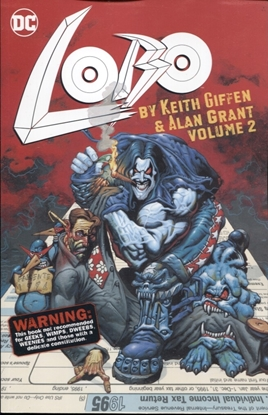 Picture of LOBO BY KEITH GIFFEN & ALAN GRANT TP VOL 02