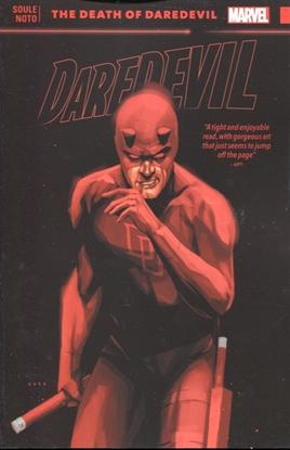 Picture of DAREDEVIL BACK IN BLACK TP VOL 08 DEATH OF DAREDEVIL